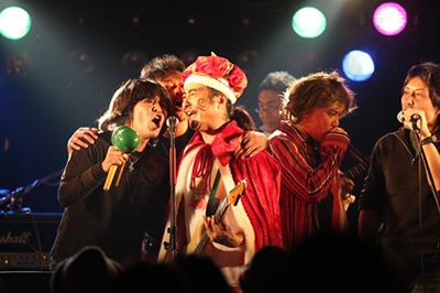 祝STONES 50周年 トリビュートライブ『WE LOVE YOU! LIVE!』